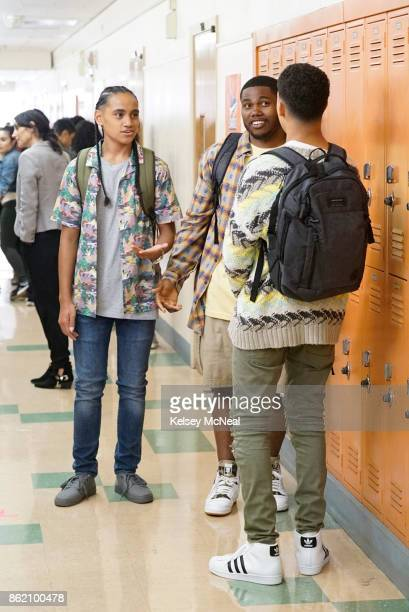 Public Fool - An incident at school threatens Juniors future at his beloved Valley Glen Prep, on black-ish, TUESDAY, OCT. 31 , on The Walt Disney...