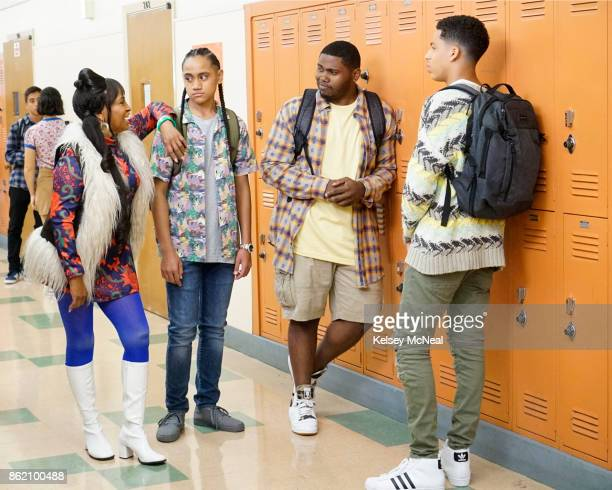 ISH Public Fool An incident at school threatens Juniors future at his beloved Valley Glen Prep on blackish TUESDAY OCT 31 on The Walt Disney...
