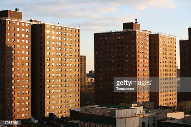 Les logements rues