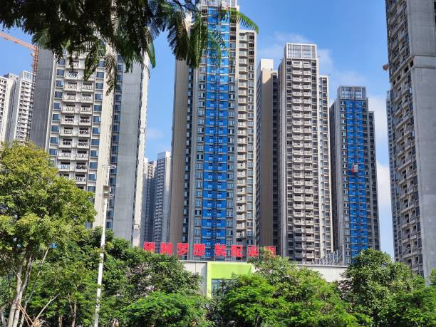 CHN: Real Estate In China