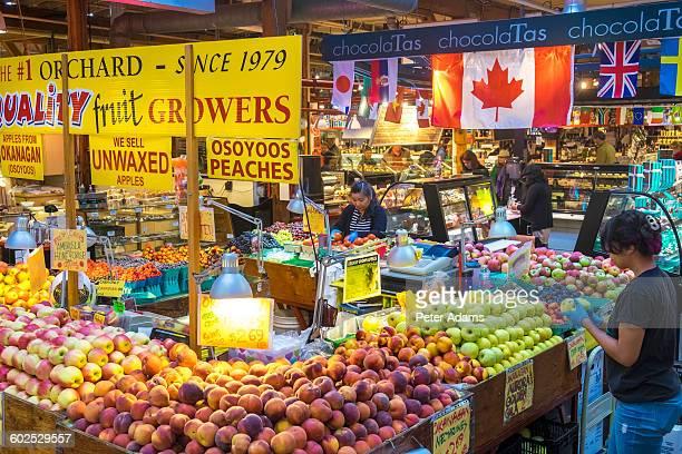 Public Market, Granville Island, Vancouver