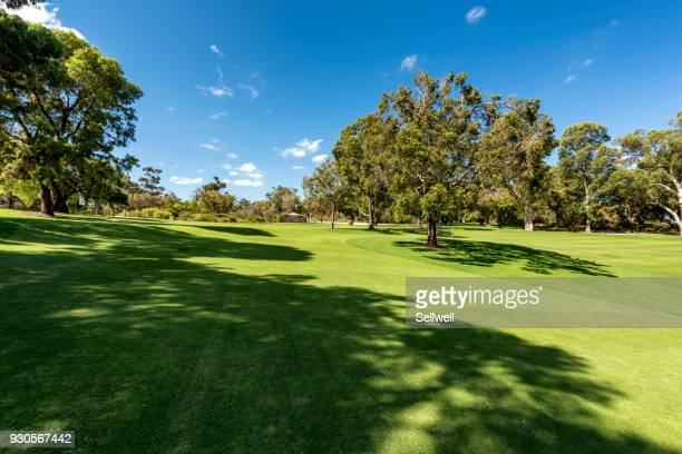 public park in perth - public park stock pictures, royalty-free photos & images