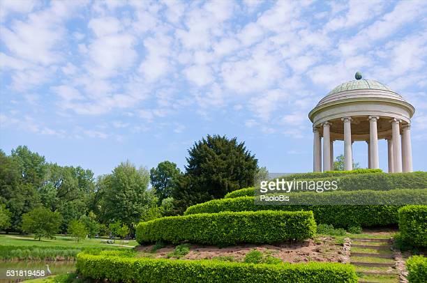 Public park of Villa Querini, Vicenza