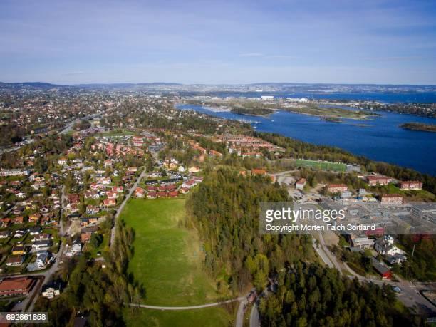 Public Park, Oslo, Norway