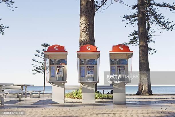 Public phone booths