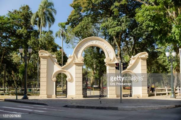 public promenade of curitiba. - curitiba stock pictures, royalty-free photos & images