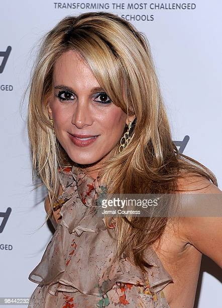Public Relations Executive Alison Brod attends the 2010 Turnaround For Children benefit dinner at The Plaza Hotel on April 13 2010 in New York City