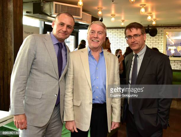 Public Relations Ronn Torossian attends 5WPR 15th Anniversary Event at Catch Rooftop on June 14, 2017 in New York City.