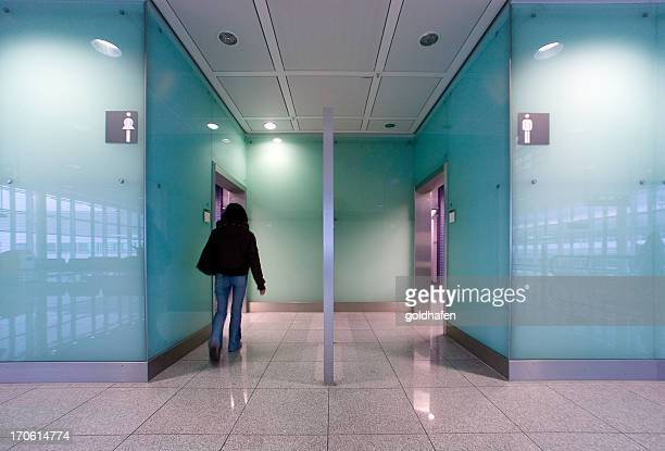 public restrooms - public restroom stock pictures, royalty-free photos & images