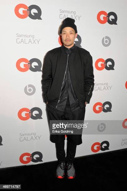 Public School owner designer DaoYi Chow attends GQ LeBron James NBA All Star Party sponsored by Samsung Galaxy and Beats at Ogden's Museum's Patrick...