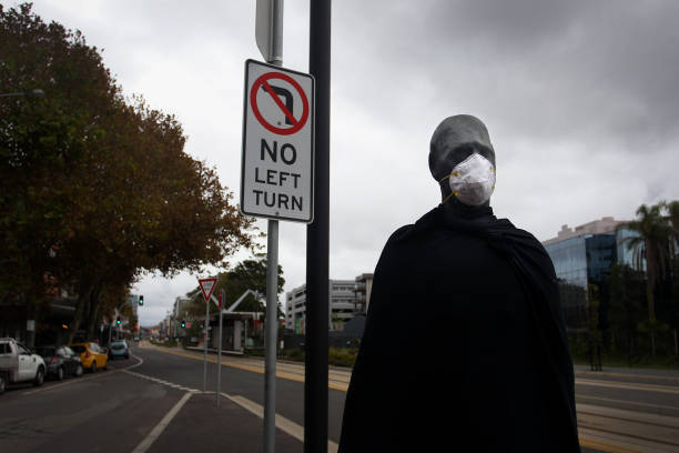 AUS: Newcastle Feels Impact Of Coronavirus Pandemic