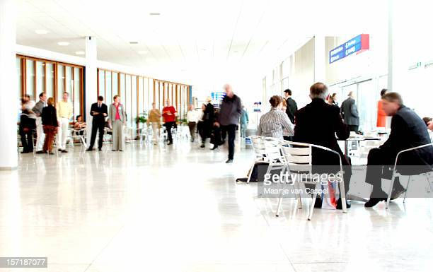 public space - tradeshow stock pictures, royalty-free photos & images