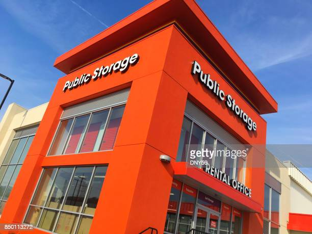 public storage facility in millbrae, california - self storage stock pictures, royalty-free photos & images