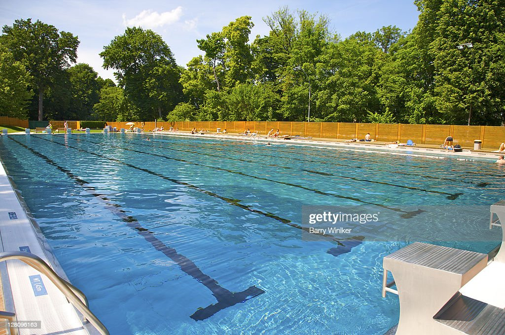 public swimming pool. Simple Pool Public Swimming Pool Schonbrunner Bad Amid Trees Shloss Shonbrunn  Imperial Palace Inside Swimming Pool E