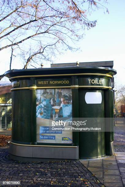 Public toilet London UK Public toilets should be seen as a serious core component in both strategic urban policy and local area design They are...