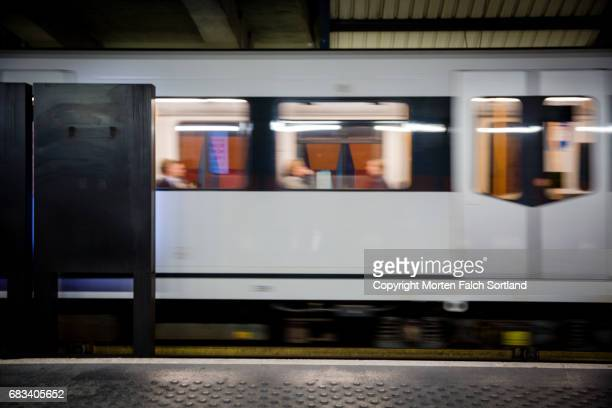 Public transportation-train