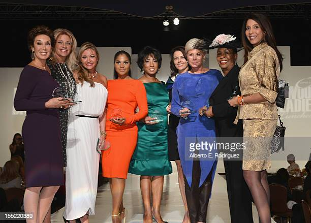 Publicist Carrie Brillstein Marla Paxson Nicole Paxson singer Toni Braxton executive producer Carolyn Folks Lupus LA CoChair Janice Arouh Jeweler...