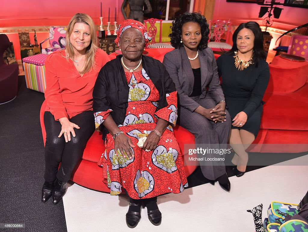 Women's Entrepreneurship Day Reception : News Photo