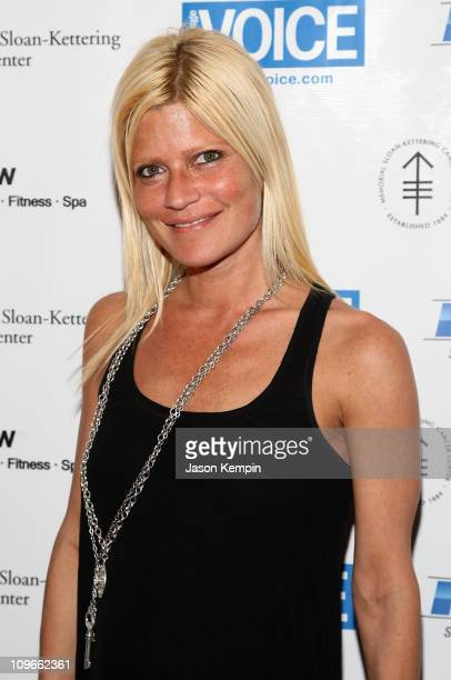 """Publicist Lizzie Grubman attends """"Stand Up For A Cure: Jerry Seinfeld Live In Concert"""" at WaMu Theater at Madison Square Garden on June 2, 2008 in..."""