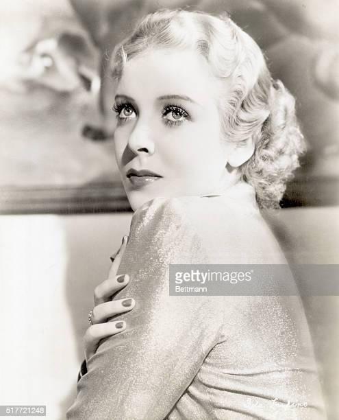 """Publicity handout of Ida Lupino distributed for the film, """"One Rainy Afternoon."""""""
