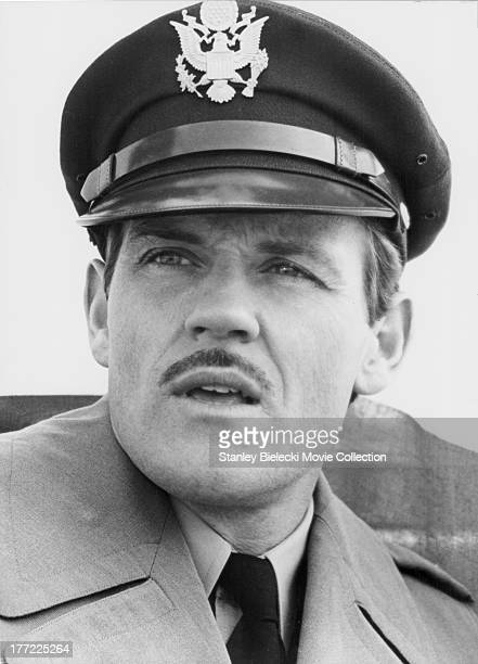 A publicity headshot of actor John Beck as he appears in the movie 'The Other Side of Midnight' 1977