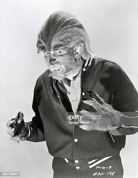 Publicity picture released in connection with I Was A Teenage Werewolf American International Pictures