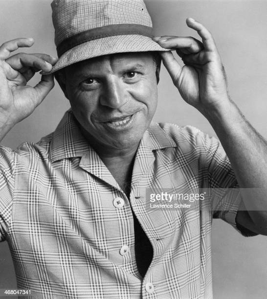 Publicity portrait of American actor and comedian Don Rickles during the production of the film 'Kelly's Heroes' Vizinada Croatia 1969