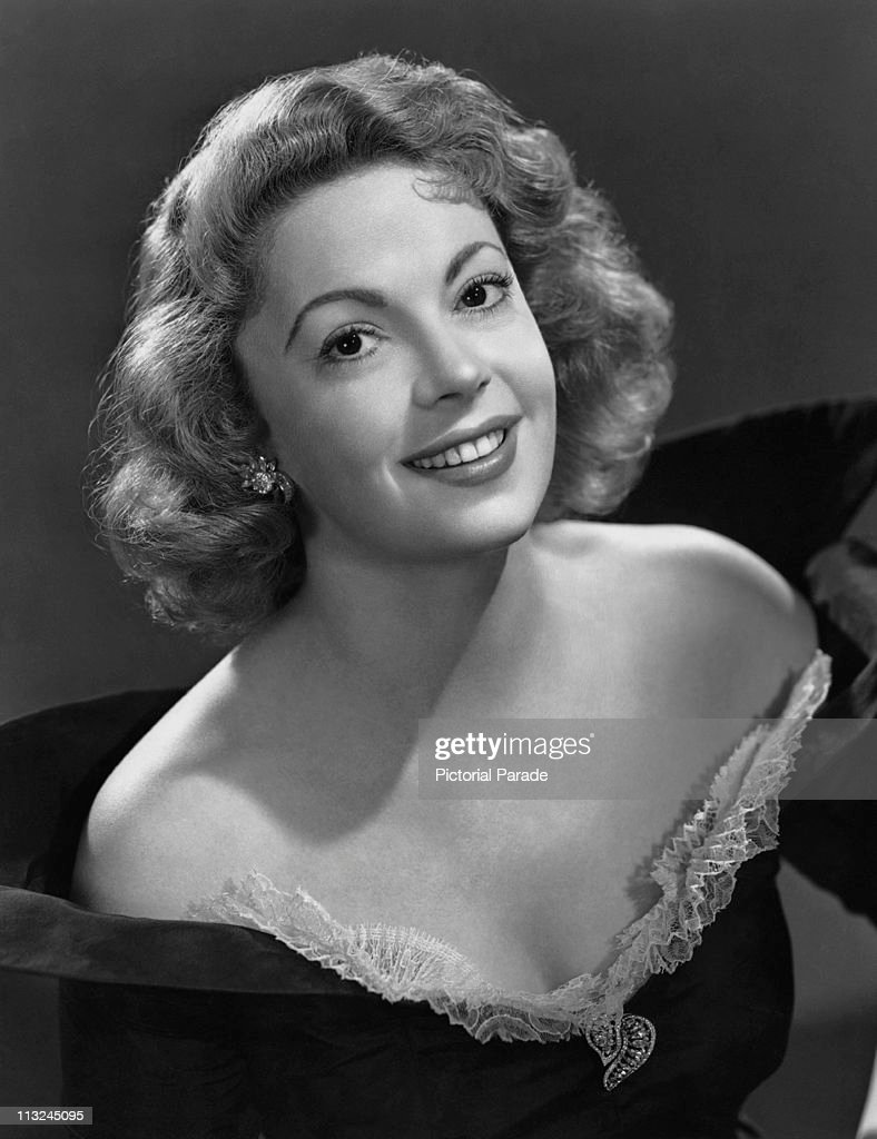 Publicity portrait of American actress Jayne Meadows for the television show I've Got A Secret in 1953.