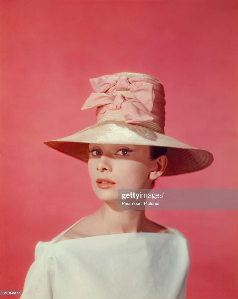 Portrait Of Audrey Hepburn : Foto di attualità