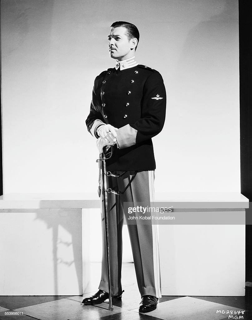Clark Gable : News Photo