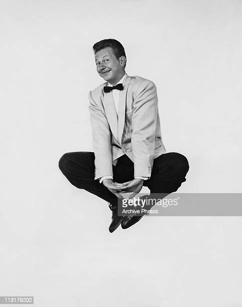 Publicity still of American actor Donald O'Connor for the 1956 film 'Anything Goes'