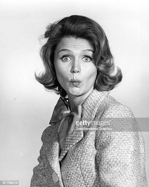 Publicity still of American actress Lee Remick for the Broadway production of 'Anyone Can Whistle' New York New York 1964 Though it closed after only...
