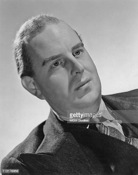 A publicity still of English actor Robert Morley who is to appear as King Louis XVI in MGM's 'Marie Antoinette' in 1938