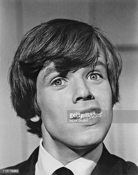 A publicity still of singer Peter Noone of Herman's Hermits for the MGM film 'Hold On' in 1966