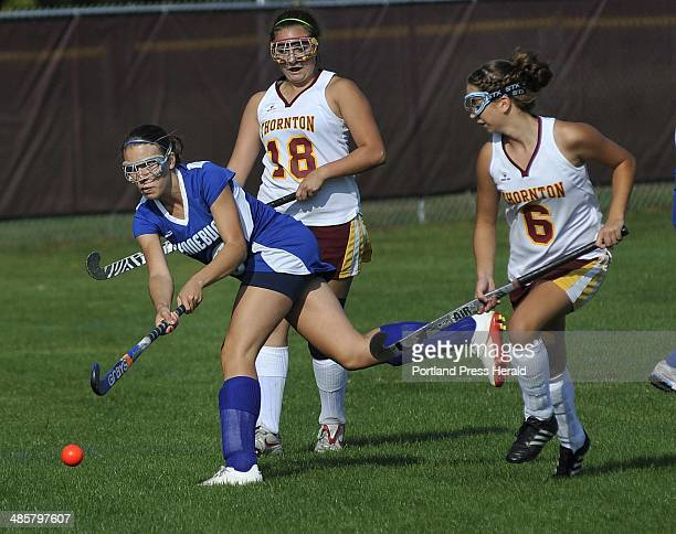 CORRECTION published Friday September 24 2010 A photo on Page C8 Thursday misidentified Thornton Academy field hockey player Katie Campisi PUBLISHED...