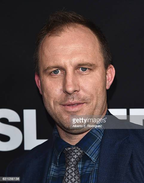 Publisher Adam Stone attends the Premiere of Open Road Films' Sleepless at Regal LA Live Stadium 14 on January 5 2017 in Los Angeles California