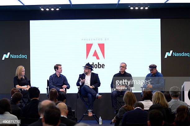 Publisher at Ad Age Allison Arden SVP of Data Solutions Product Management at VivaKi Kelley Maves VP of Experience Marketing at Adobe Alex Amado...