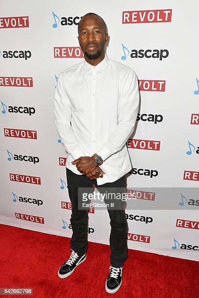 Publisher Ezekiel Zeke Lewis attends the 2016 ASCAP Rhythm Soul Awards at the Beverly Wilshire Four Seasons Hotel on June 23 2016 in Beverly Hills...