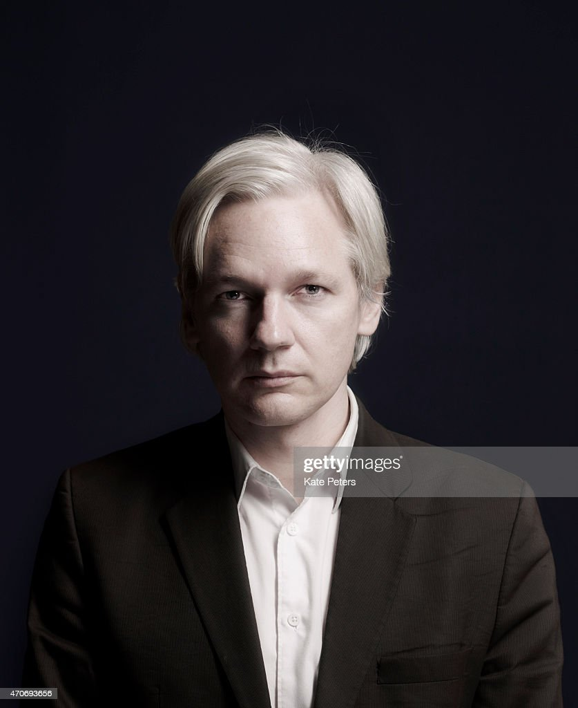 Julian Assange, TIME magazine USA, December 13, 2010