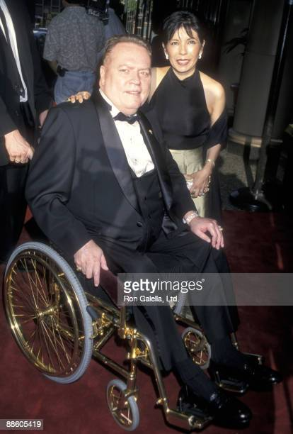 Publisher Larry Flynt and wife Elizabeth Berrios attend An Evening with Larry King and Friends Gala to Benefit the Larry King Cardiac Foundations on...