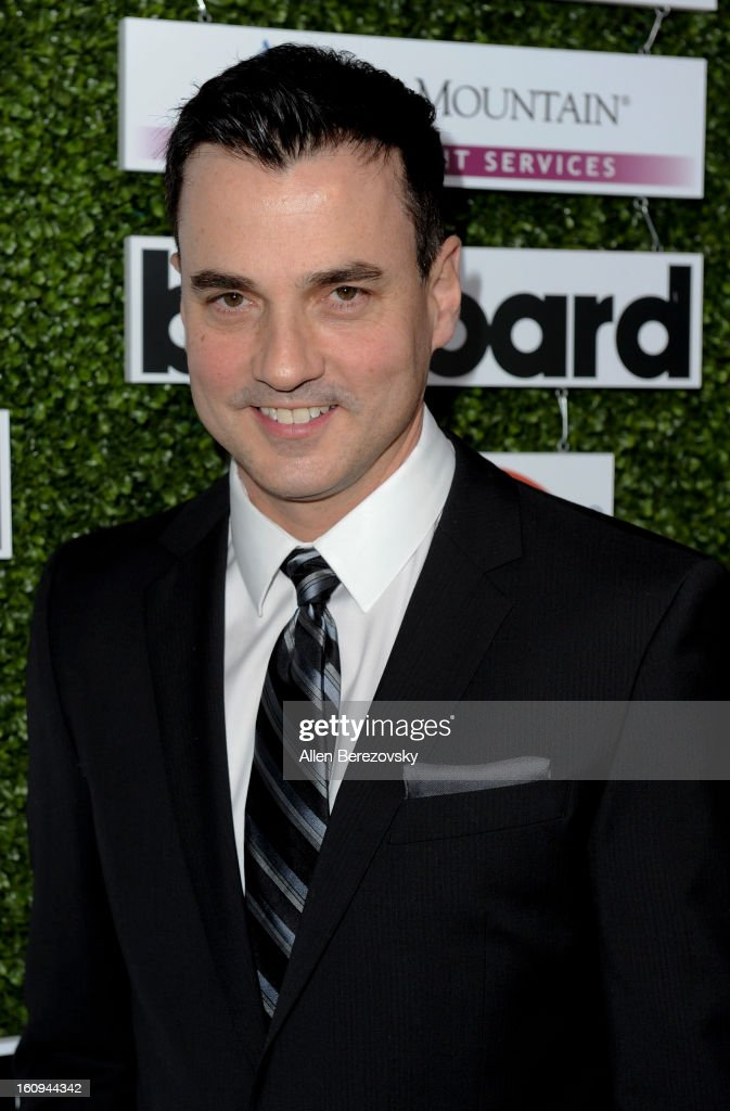 Publisher of Billboard Tommy Page attends the 1st Annual Billboard Power 100 Event honoring Clive Davis at The Redbury Hotel on February 7, 2013 in Hollywood, California.