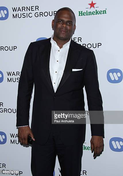 Publishing Executive Jon Platt attends the Warner Music Group annual Grammy celebration at the Sunset Tower on January 26, 2014 in West Hollywood,...