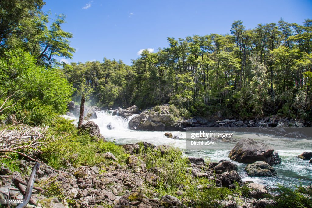 Pucon, Chile. : Stock Photo
