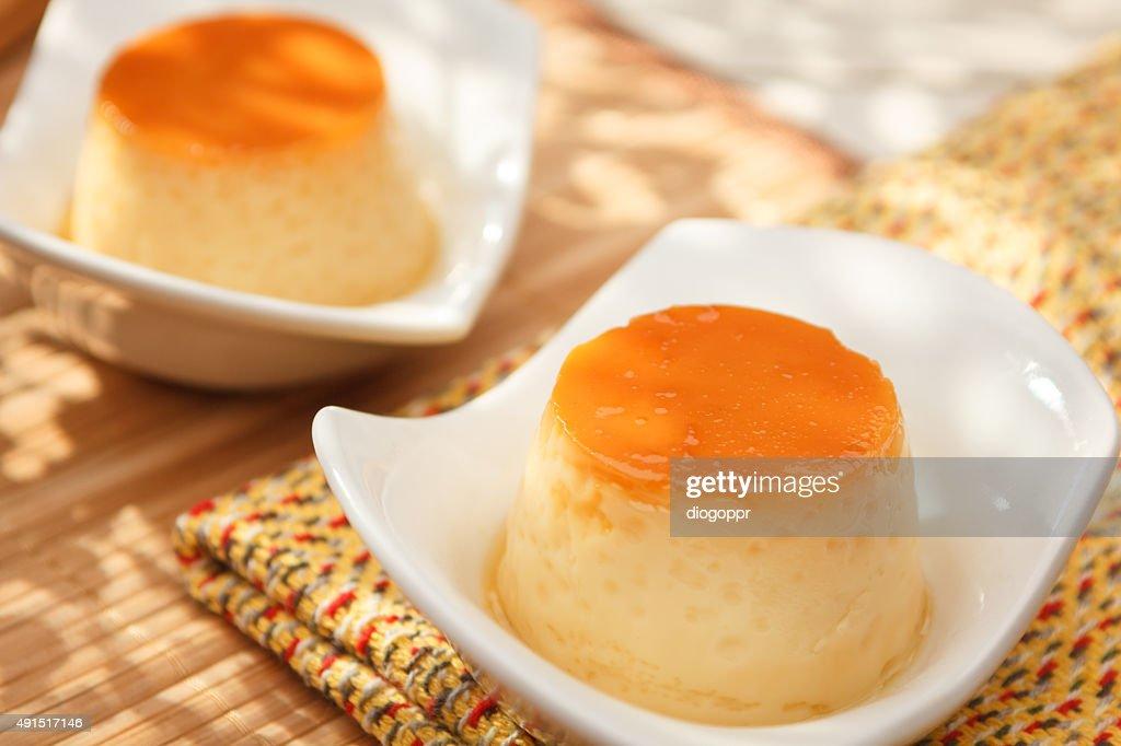Pudding : Stock Photo