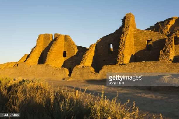 Pueblo Bonito, ancestral Puebloan great house ruins