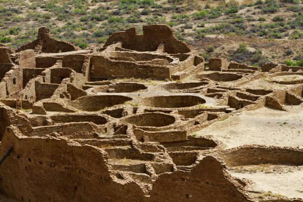 Pueblo Bonito, Chaco Culture National Historic Park, New Mexico