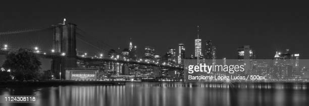 Puente De Brooklyn Con Un Poco De Glamour.