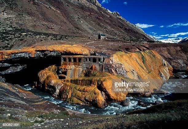 Puente del Inca Mendoza province Argentina
