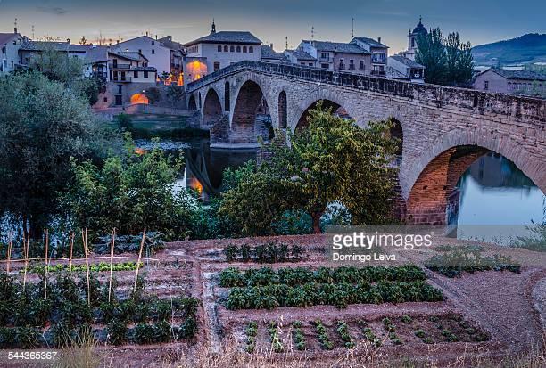 Puente la Reina, Navarre, Spain