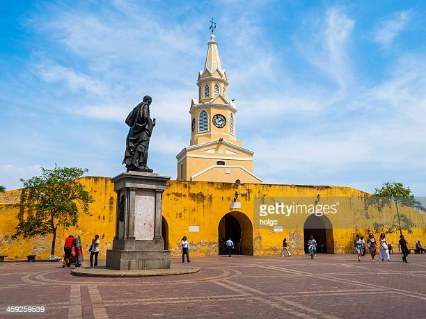 Puerto del Reloj, Cartagena, Colombia